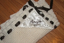 Baby knits / Knitted Baby blankets, clothes & accessories
