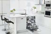 Dishwashers at Avenue Appliance / Avenue Appliance store: high efficiency home & kitchen appliance brands. Quality, stainless steel & quiet Bosch, Miele, Blomberg & ASKO dishwashers.
