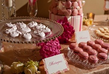 Dessert Tables & Party Decor Settings / by Emma Reyna