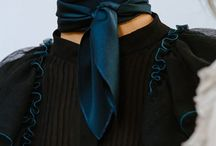 Scarf Trends.