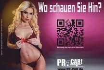 Werbefahrzeug / Werbefahrzeug PrCar Werbung Buswerbung