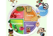 KIDS: teaching nutrition / teaching kids about healthy food and nutrition