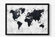 World Map Christoph