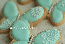 Cookie Ideas / by Sanitta Kiep