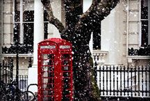 Snow Falling / by Marta