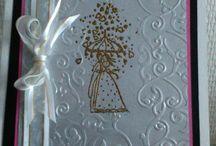 Mariage / Carte de félicitations, faire-part, objet déco.....