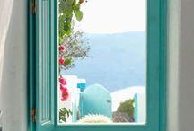 Ablakok, ajtók - Windows, doors