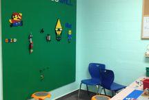 Teaching - Play areas