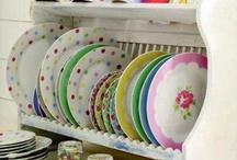 Plate racks / by Blackleg Woodworks