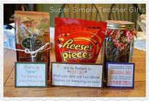 Gifts for teacher :) / by Krystle Gordon
