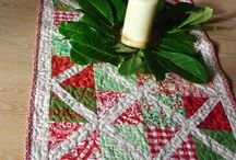Quilting & Sewing- Table Runner