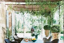Patio inspiratie