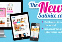 What's new at SatinIce.com / by Satin Ice