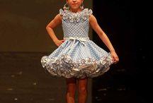 Moda flamenca infantil