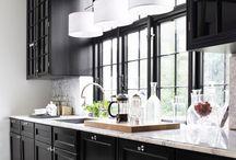 Interior: kitchen classic