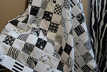 Black N White Quilts