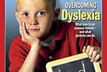 Dyslexia, Learning Disabilities, ADHD / by Pat Swiatek