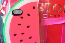 Cases for iPod, iPhone...... / Cure cases