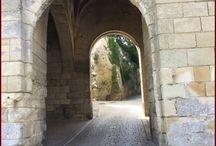 Medieval portals (photo)