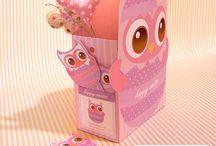 I Heart Cute Owls / by Honey Bristow