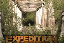 EXPEDITION UNKOWN / An AWESOME show I have just discovered and got into watching.  These places would be CRAZY COOL to go see.