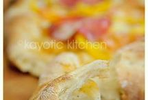 Light Crispy Pizza Dough