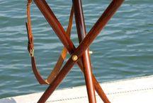 Puutyöt / Tripod stool