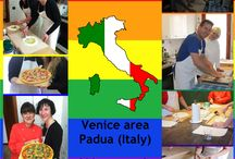 LGBT Cooking Courses near Venice Italy with Mama Isa / A cooking vacation in Italy near Venice at Mama Isa's Cooking School combines LGBT travel with hands-on cooking workshops where you will learn to make beloved Italian recipes as well as Italian regional specialties. #lgbt #gaycation #cookingschool #isacookinpadua #venice  http://isacookinpadua.altervista.org/lgbt-friendly-cooking-classes-italy.html