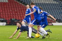 Peterhead 12 Nov 2016 / Pictures from the SPFL League One game between Queen's Park and Peterhead. Match played at Hampden Park on Saturday 12 November 2016. The score was 0-0.