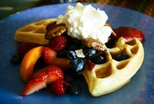 Breakfast Recipes / Lovely ways to start your day from http://www.greatbritishchefs.com