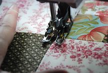 Quilting with Machine