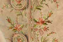 18th century men's embroidery