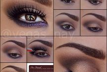 make-up / by Nicole Cronover