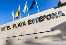 Hoteles Globales Playa Estepona / #HotelesGlobales #PlayaEstepona #Málaga #Spain