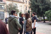 I NOSTRI ALLIEVI CON STRISCIA LA NOTIZIA / Alcuni dei nostri allievi hanno avuto il piacere di registrare un video con Antonio Casanova per Striscia La Notizia