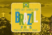 Taher Chef Trip to Brazil 2015