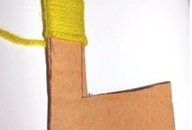 Crafts / Craft Ideas / by Kenya Edwards