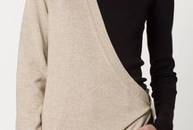 From wool jacket blouses