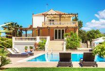 Villa Athena #Crete #Greece #Island