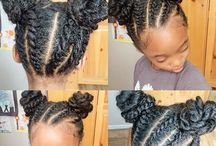 Kids Natural Hair