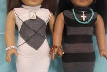 Doll DIY Stuff / Fun stuff for our little American Girl Doll (and other doll) junkies! / by Judi Micoley