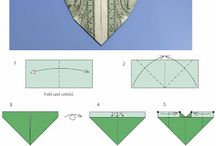 Origami / Dollar origami how to make