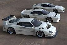 Supercar legends