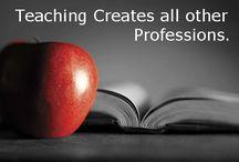 ~Teaching~ / by Mrs. J.