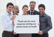 Telephone Engineer Leeds - Phone Line Socket Repairs Leeds