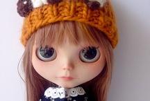 "My custom Blythe Doll""Muffin"" / by Naoko Yoshioka"