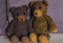 Gehaakte Teddyberen