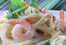 Shrimp!!! / by Karen Greer