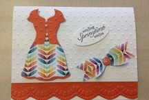 Papercraft - Dress Form Cards
