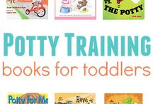 Potty Training, Elimination & Bedwetting / Ideas and help for making it through the toilet training milestone and eliminate accidents. Occupational therapists, pediatricians and pediatric urologists can help!  / by Hand to Hold